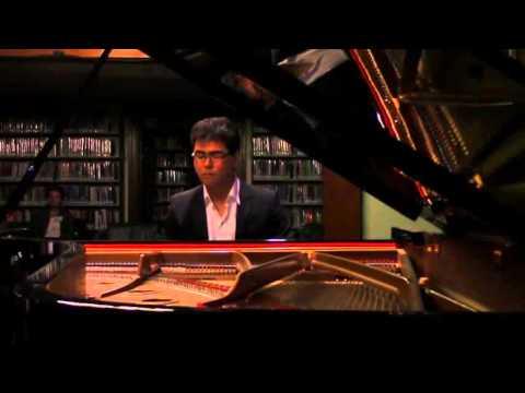 Aza Sydykov plays Haydn - Sonata No. 52 in E-flat major, Hob. XVI/52