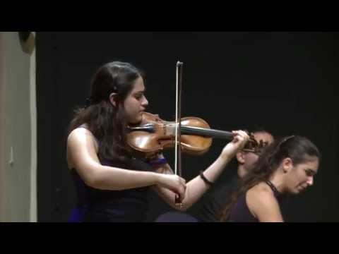 Brahms Scherzo clip: Nadine Galea & Christine Zerafa