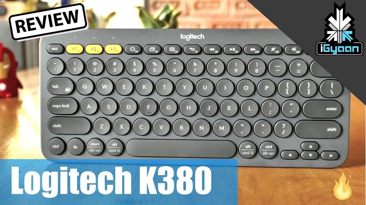 Logitech K380 Full Review : Wireless & Bluetooth Keyboard