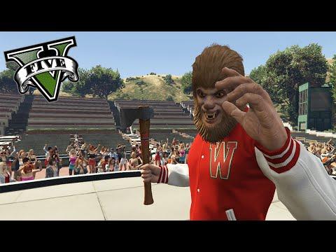 GTA V Editor De Mapas - La Bestia Asesina Famosos !! WTF - ElChurches