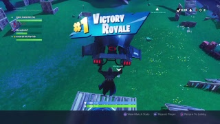 Fortnite Battle Royale - PS4 [26-08-2018]
