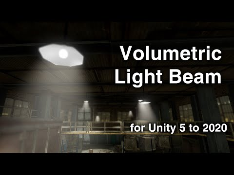 Volumetric Light Beam - Volumetric Lighting solution