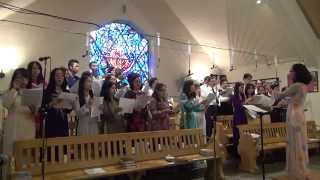 Chúa đã yêu con  -  Ca đoàn ĐMHCG Montréal, Canada