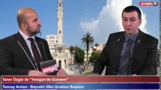 Tuncay Arslan - Yenigün Tv / Biz Devletleri Kuran Milli Ruhuz.