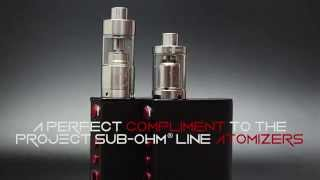 The Project Sub-Ohm® Project Square™ Plus