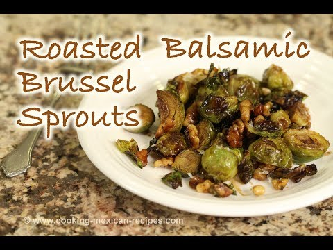 recipe-for-roasted-balsamic-brussel-sprouts-with-walnuts- -rockin-robin-cooks