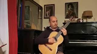 Nemanja Bogunovic plays EL RECUERDO (N. Bogunovic)