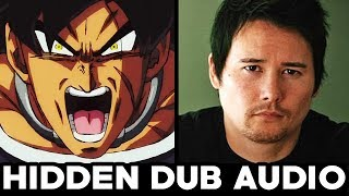 NEW Hidden (DBS) Broly Johnny Yong Bosch Voice Quotes - Dragon Ball FighterZ English Dub