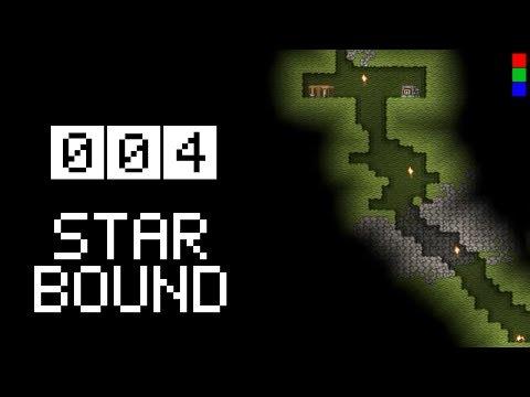 Let's Play Starbound #004 - Man waechst mit seinen Aufgabe