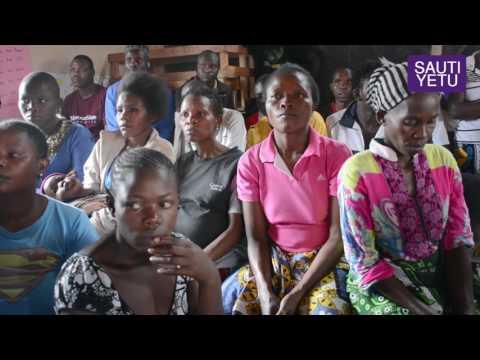Ward Administrator engaging Hospital Ward residents