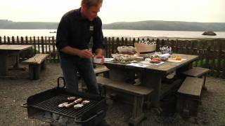 How to Cook Oysters and Prepare Oyster Sauce with John Finger | Pottery Barn