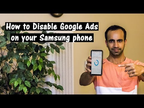 How To Disable Google Ads On Your Samsung Phone