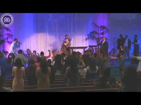 8/18/2012 Dr. Mark Amin Preaching
