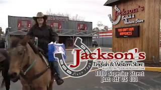 Jackson's English & Western Store Commercial