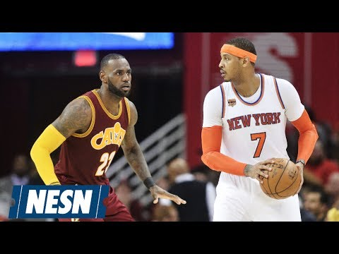 Melo Willing To Waive No-Trade Clause For Two Teams