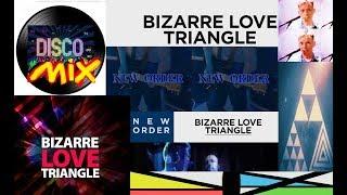 New Order - Bizzarre Love Triangle (New Disco Mix Dance Remix) VP Dj Duck