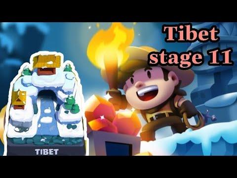Diamond quest tibet part 1 stage 11    tibet 1 màn 11