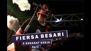 "(HD) - Fiersa Besari - APRIL ""Live In Semarang"""