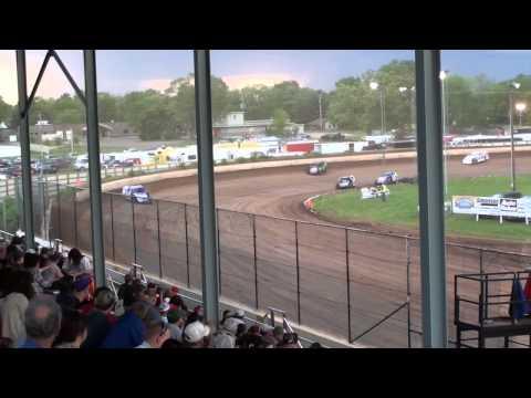 Cory Mahder - May 31st 2013 - 1st Place - Heat - Red Cedar Speedway