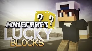 Minecraft:Lucky Block Challenge-HOW LUCKY ARE YOU!?