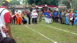 Desa Wlahar Wetan Juara 2 Lomba Terompah Acara HUT RI ke 69 Tahun 2014 Kabupaten Banyumas