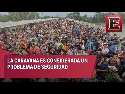 ¿México ha cedido ante la presión de EU y la Caravana Migrante?