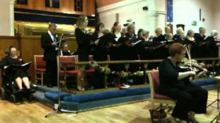 The Killigrew Singers - O Peaceful England