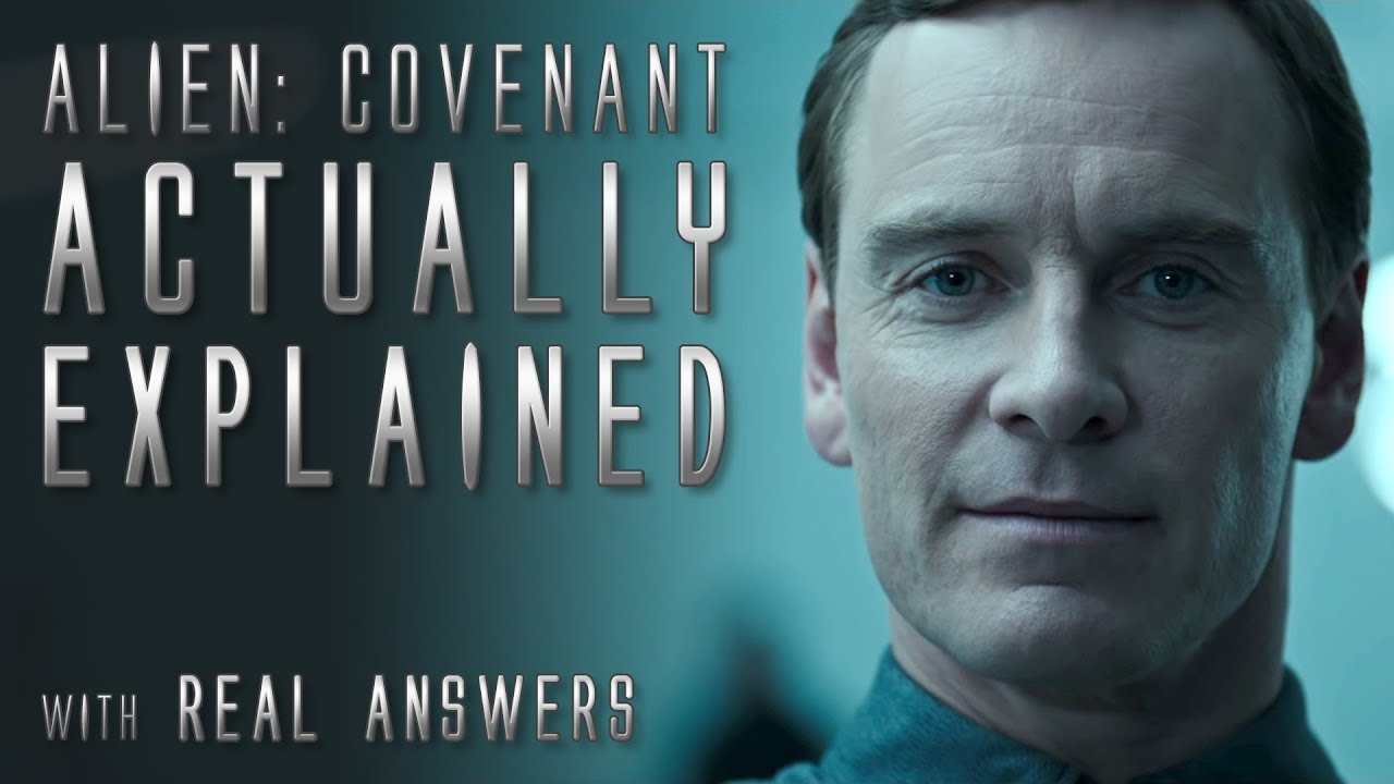 Download Alien Covenant ACTUALLY Explained (With Real Answers)