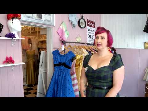 Business Wales supporting Emily Rose Vintage