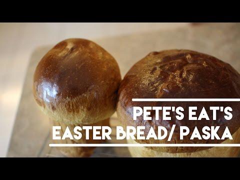Easter Bread / Paska - Easy & Delicious