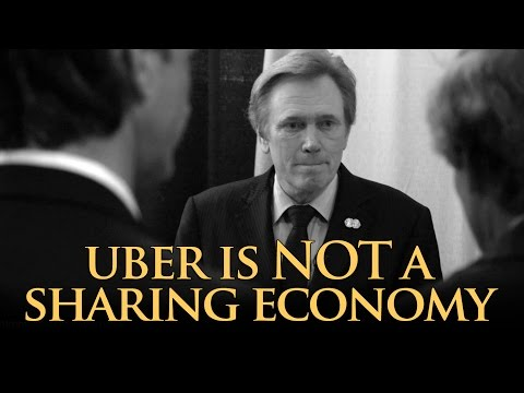 UBER IS NOT PART OF A