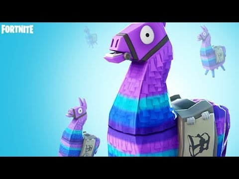 Fortnite supply llama youtube - Lama pictures fortnite ...