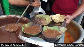Rawalpindi | Desi Ghee k Chole Poori | Street food Jammu | Jain bazar