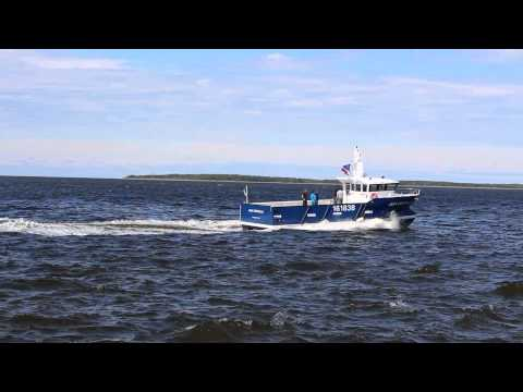 C. Robitaille 45  Fishing Vessel