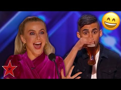 Contestant SURPRISES The Judges With BEER MAGIC on America's Got Talent 2019! | Got Talent Global