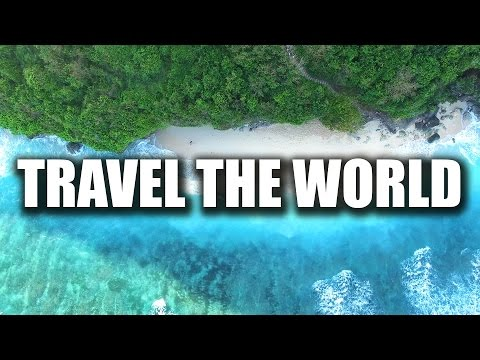 1 Jahr Weltreise in 3 Minuten | LIFE TO GO