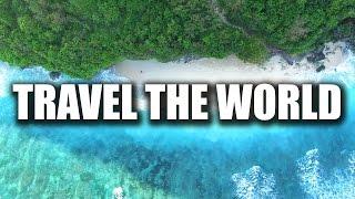1 Jahr Weltreise in 3 Minuten - Weltreise voller Abenteuer   LIFE TO GO