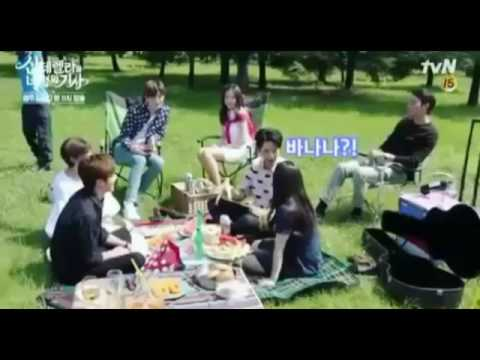 Behind The Scenes Cinderella and Four Knights Part End