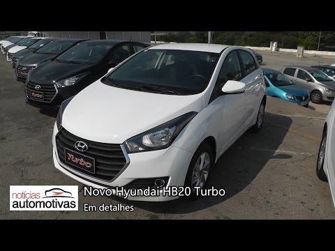 VÍDEO: Hyundai HB20 Turbo em detalhes