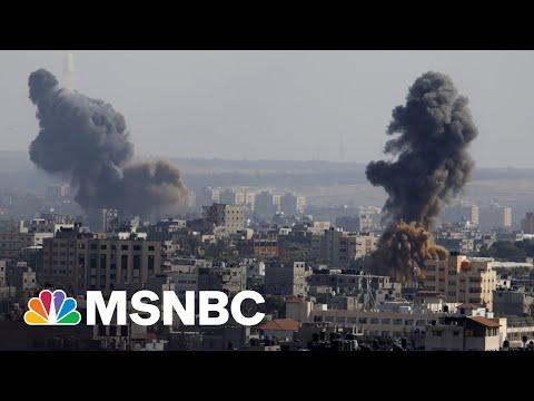 Violent Israeli-Palestinian Unrest Kills At Least 33 | The 11th Hour