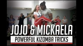 Doucou Pashe / EPIC! Jojo & Mickaela Urban Kiz Dance