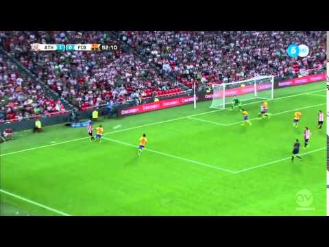 Athletic Bilbao 4 vs 0 Barcelona - Highlights & Full Match ...