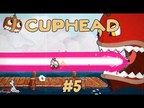 Cuphead - Episode 5: I Ain't Afraid of No Ghosts
