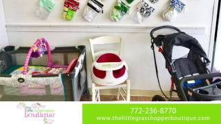 The Little Grasshopper Boutique | Used, Vintage & Consignment in Jensen Beach