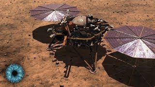 Marssonde InSight landet auf dem Mars - NASA Mission Update