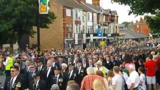Armed Forces Day 2015  Cleethorpes