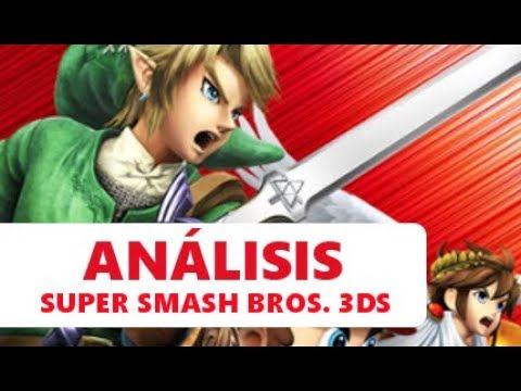 Análisis Super Smash Bros. for Nintendo 3DS