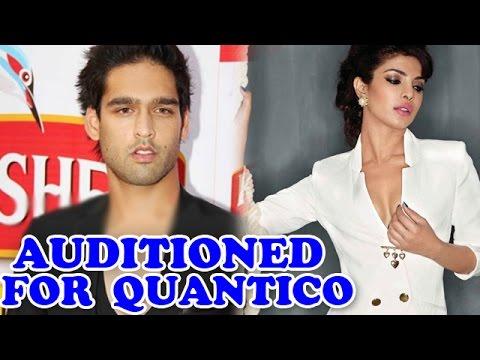 Siddharth Mallya Auditioned For Quantico (ABC) Along With Priyanka Chopra   Bollywood News