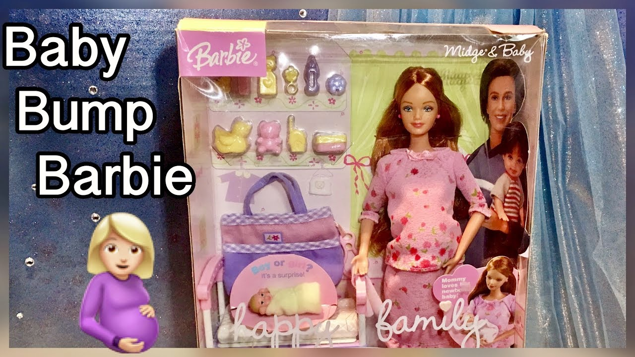 Think, pregnant barbie doll think