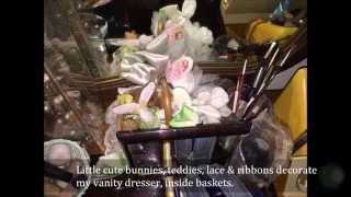 Reorganizing My Vanity Dresser